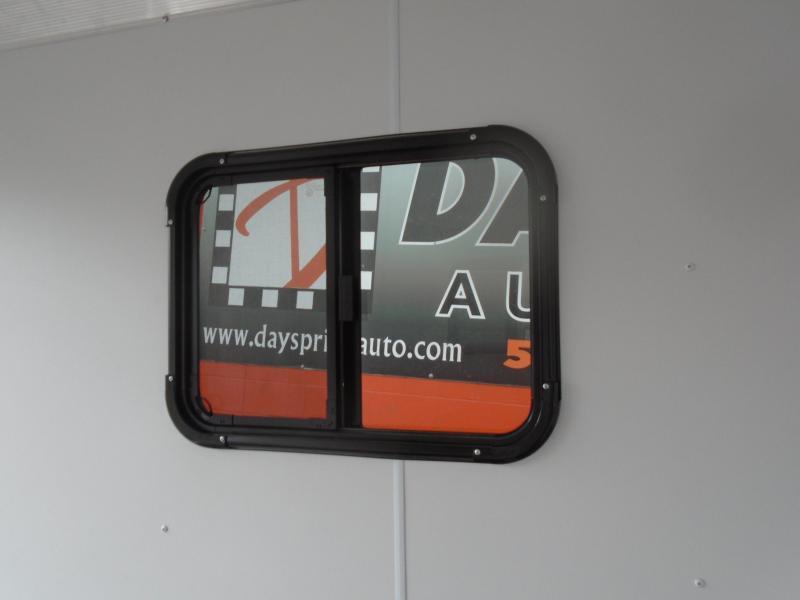 2020 Alcom-Stealth C7X14S-IF Enclosed Cargo Trailer