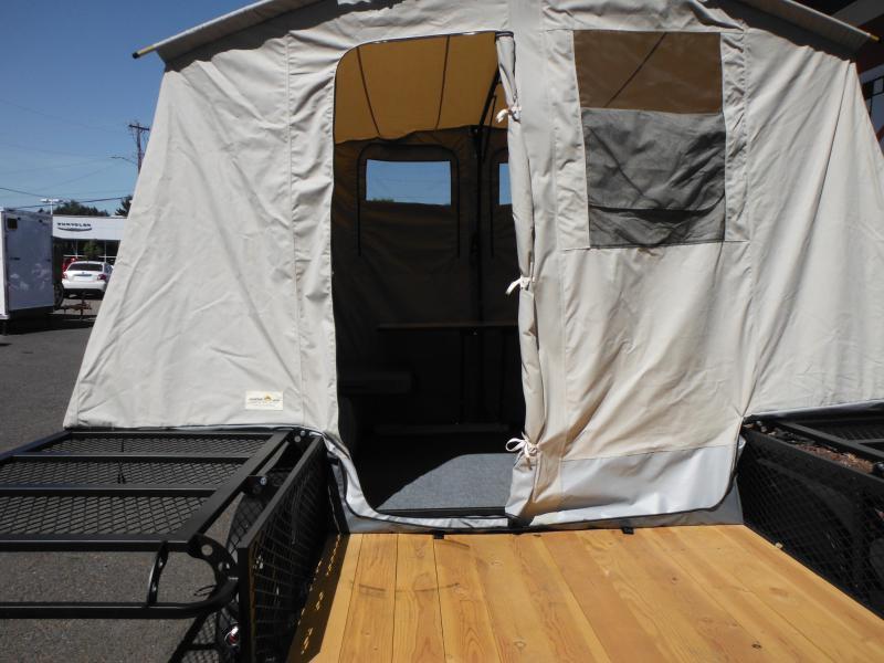 2021 Jumping Jack Trailers JJT6X12X8 Tent Camper