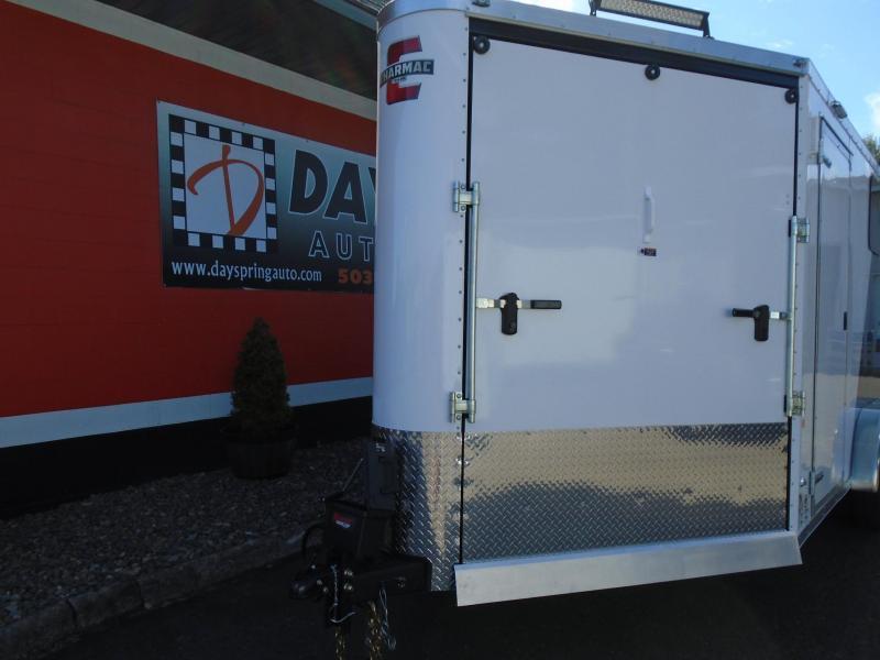 2021 Charmac Trailers 7.6X18 ESCAPE ATV/UTV/ SNOWMOBILE TRAILER