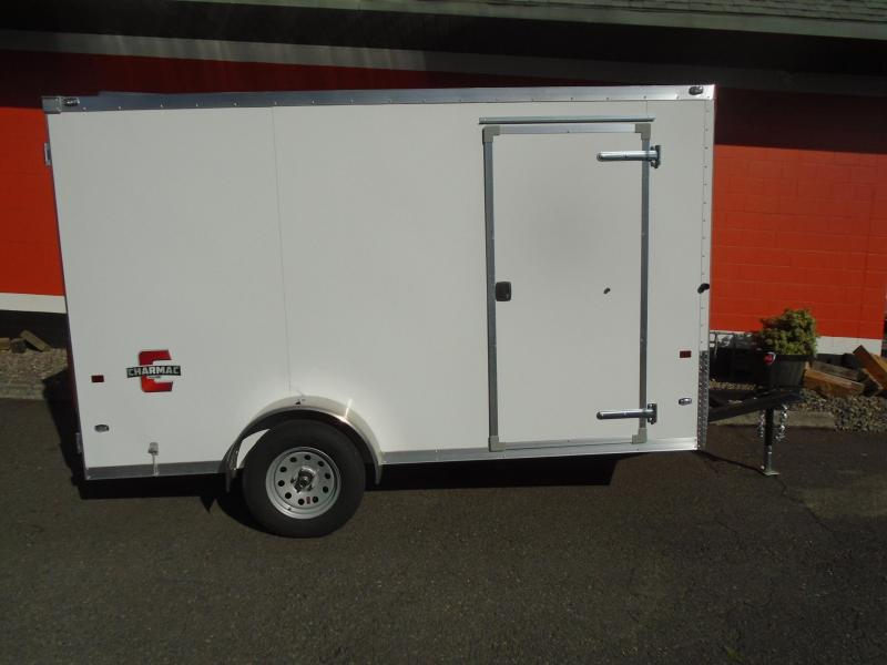 2020 Charmac Trailers S6X12 SV Enclosed Cargo Trailer