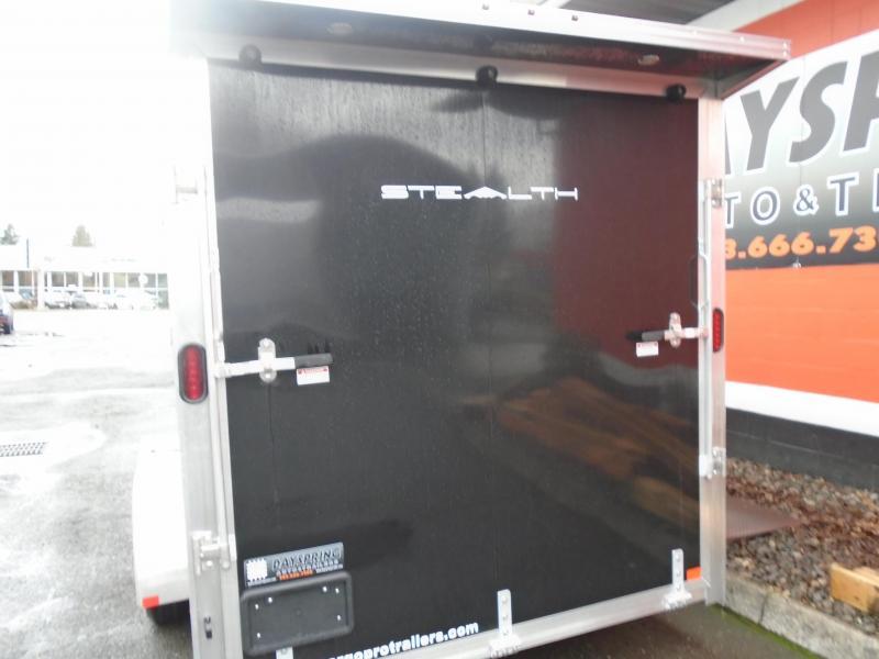 2020 Alcom-Stealth C7X16S-IF Enclosed Cargo Trailer