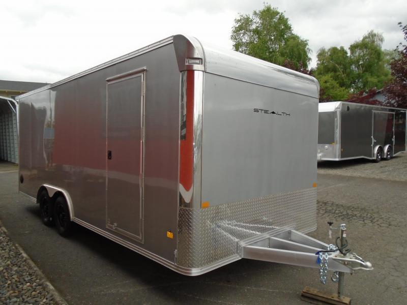 2021 Alcom-Stealth 8.5X20 Car / Racing Trailer