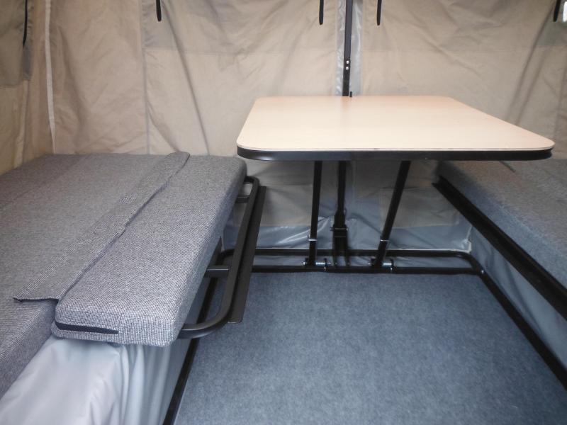 2021 Jumping Jack Trailers JJT6X12X12 BLACKOUT Tent Camper