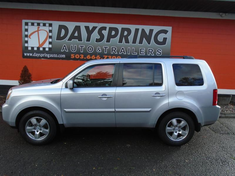 2011 Honda PILOT EX-L SUV 4X4 LEATHER MOON ROOF LOADED