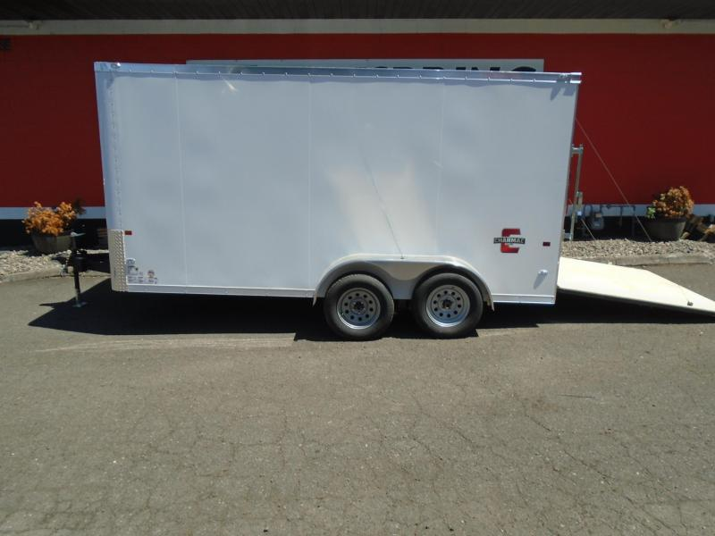 2021 CHARMAC 7.6 X14 ENCLOSED TRAILER