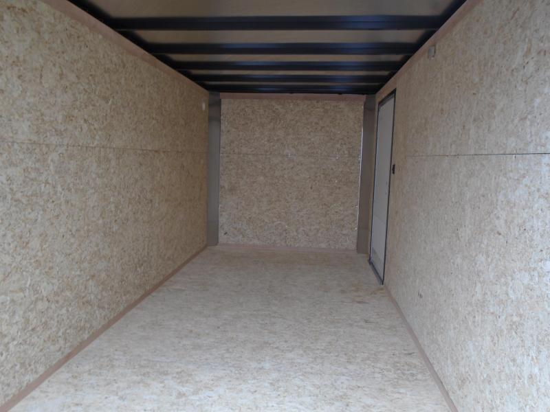 2021 Charmac Trailers 7X14 S Enclosed Cargo Trailer