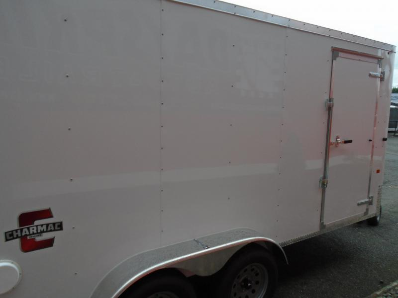 2020 Charmac Trailers 7X14 S Enclosed Cargo Trailer