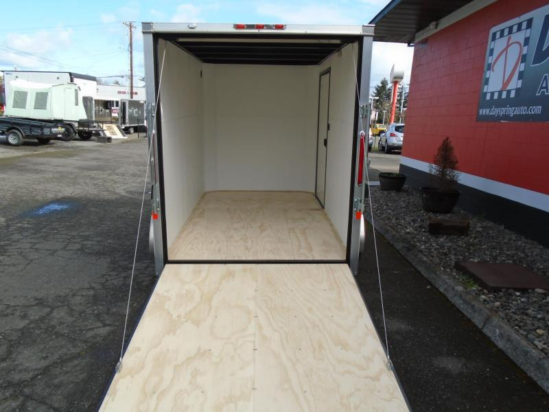 2021 Charmac Trailers S6X10 SV Enclosed Cargo Trailer