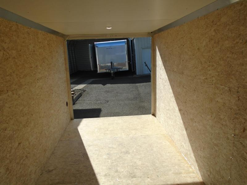 2022 Alcom-Stealth 7X14 ALL ALUMINUM Enclosed Cargo Trailer