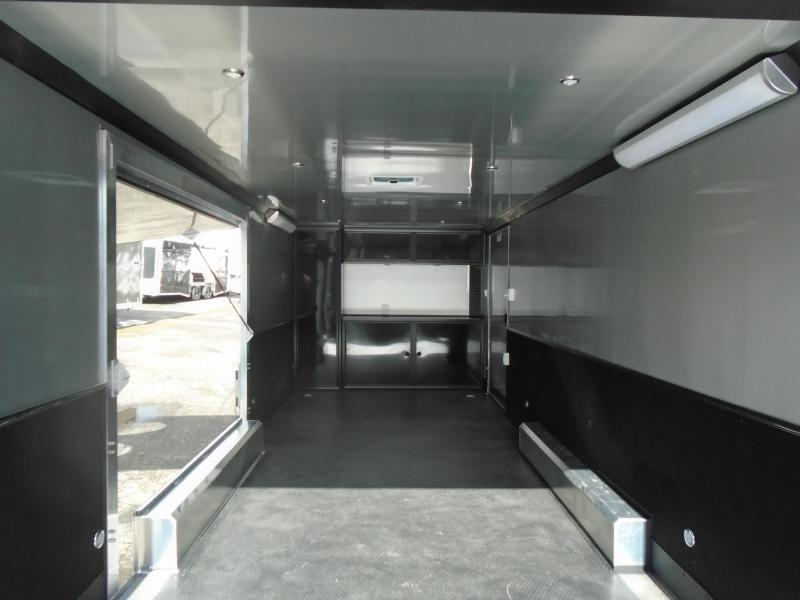 2021 Alcom-Stealth C8.5X24CH-PPS PINNACLE Car / Racing Trailer