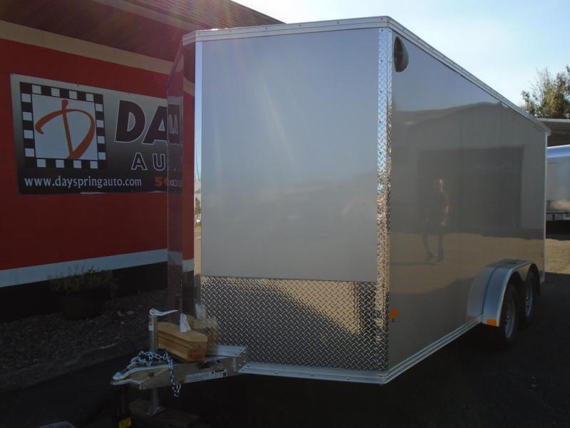 2022 Alcom-Stealth C7.5X16S-IF Enclosed Cargo Trailer