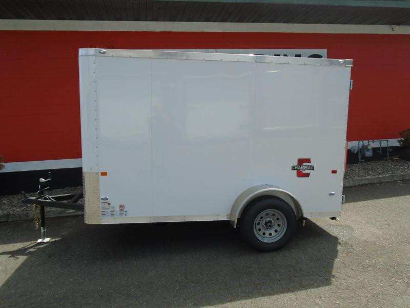 2020 Charmac Trailers S6X10 S Enclosed Cargo Trailer
