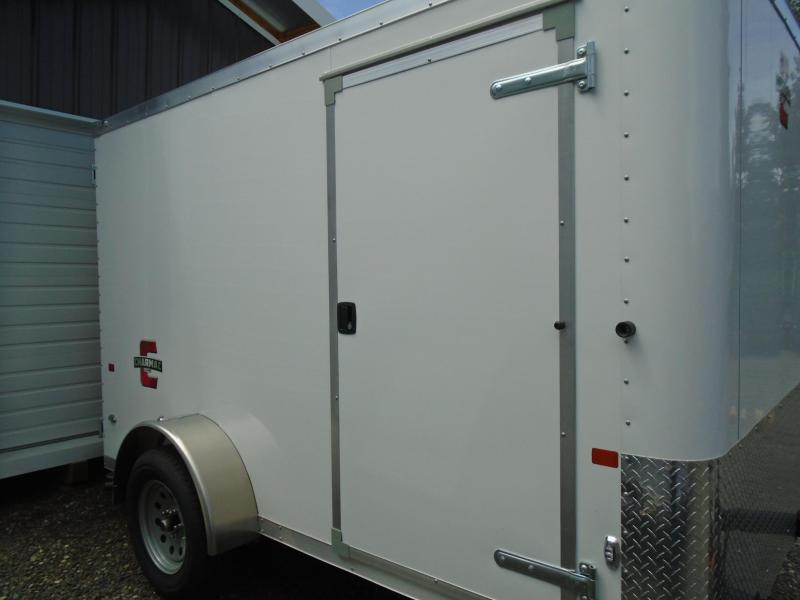 2021 Charmac Trailers S6X10 S Enclosed Cargo Trailer