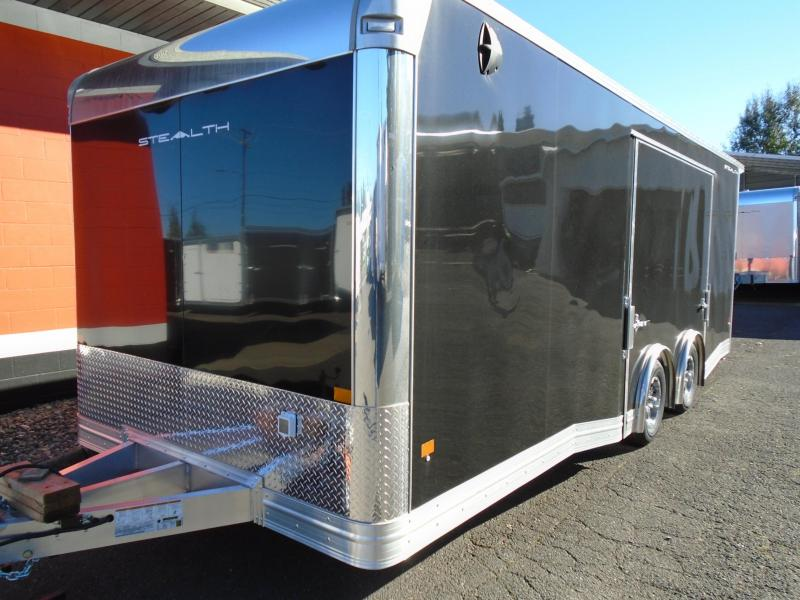 2021STEALTH ALL ALUMINUM LIMITED EDITION 8.5X22CAR HAULER
