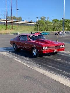 1968 Chevrolet CHEVELLE RACE CAR Car
