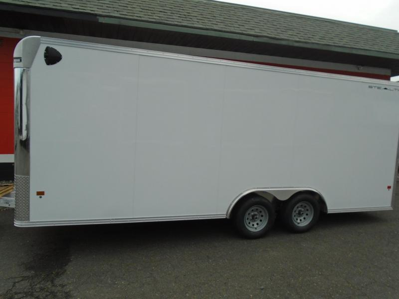 2021 Alcom-Stealth 8.5X20 Car / Racing Trailer