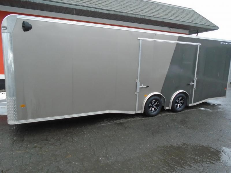 2021 Alcom-Stealth C8.5X26SCH-IF Car / Racing Trailer
