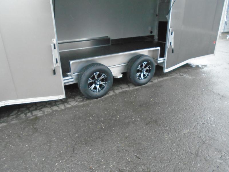 2021 Alcom-Stealth C8.5X26SCH-IF Car / Racing Trailer