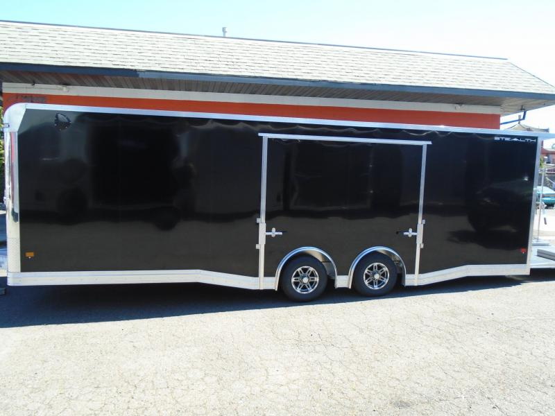 2020 STEALTH ALL ALUMINUM LIMITED EDITION 8.5X26CAR HAULER