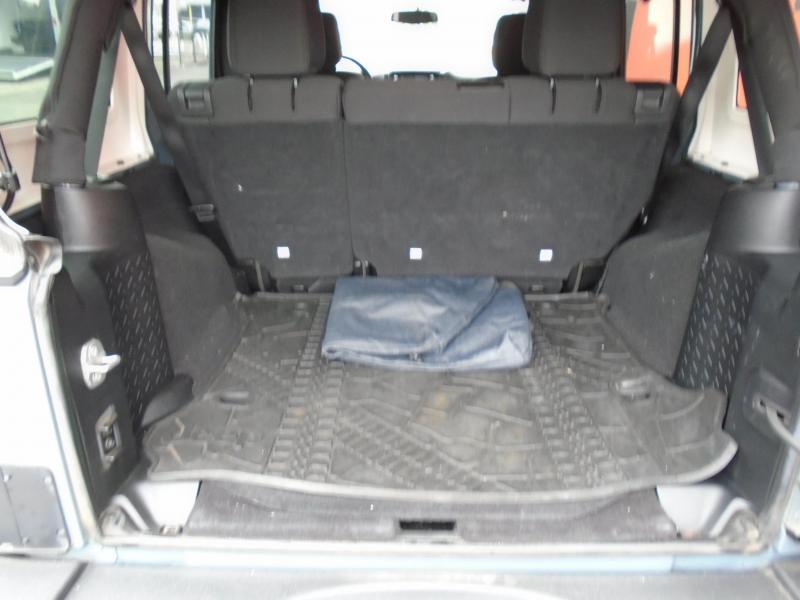 2014 Jeep WRANGLER 4x4 SUV