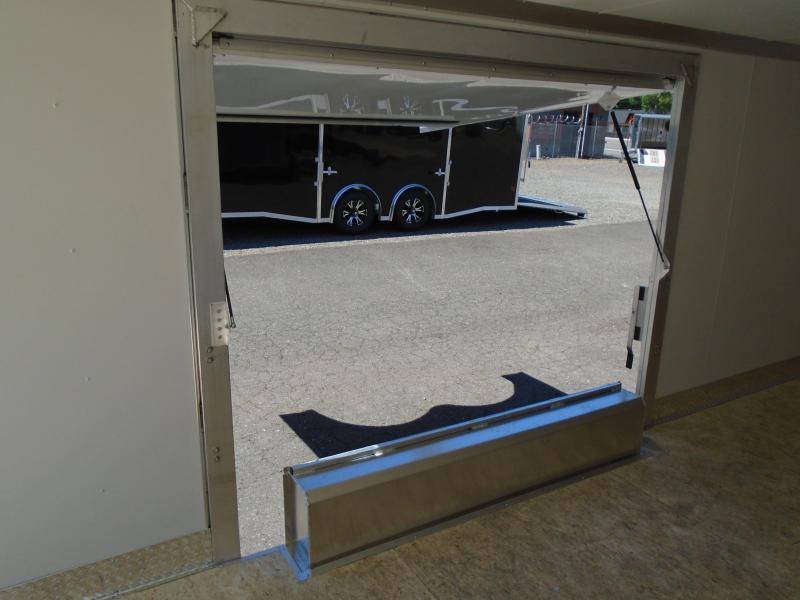 2021 Alcom-Stealth C8.5X20SCH-IF Car / Racing Trailer