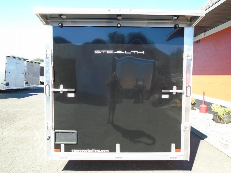 2022 Alcom-Stealth C7.5X14S-IF Enclosed Cargo Trailer