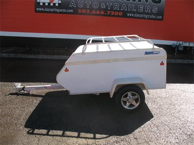 2021 ALCOM CargoPro 4X6 Enclosed Trailer