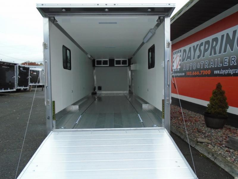 2021 Alcom-Stealth C8.5X28SSUP-IF Enclosed Cargo Trailer