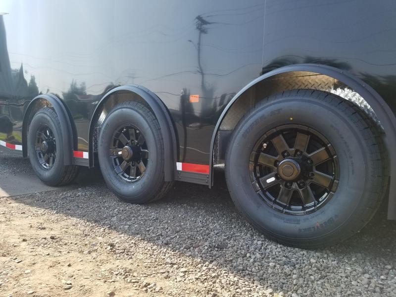 2021 Stealth Trailers C8.5x28CH-IF