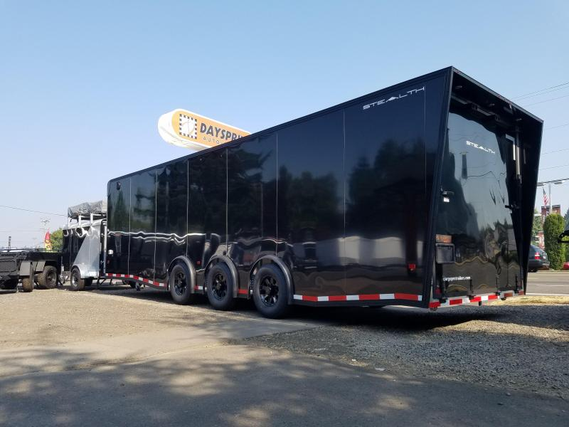 2019 Stealth Trailers C8.5x28CH-IF