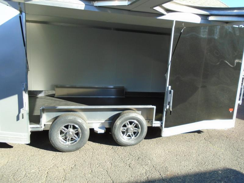 2021STEALTH ALL ALUMINUM LIMITED EDITION 8.5X24CAR HAULER