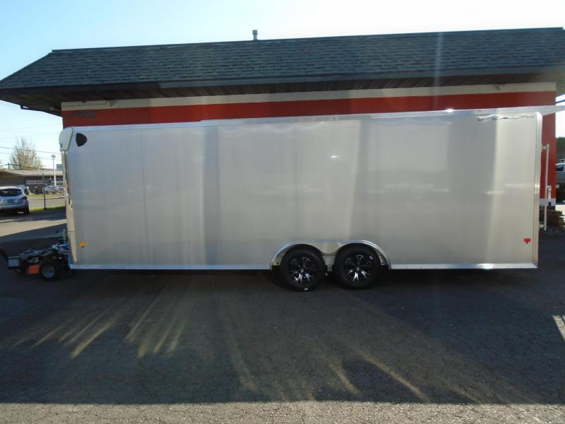 2021 Alcom-Stealth C8.5X24SCH-IF Car / Racing Trailer