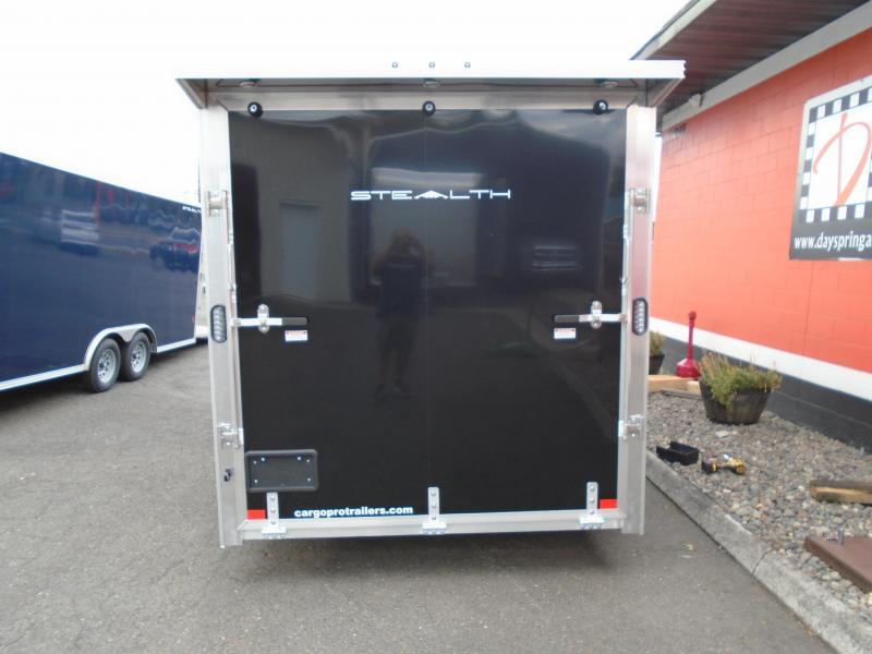 2022 Alcom-Stealth C7X14S-IF Enclosed Cargo Trailer