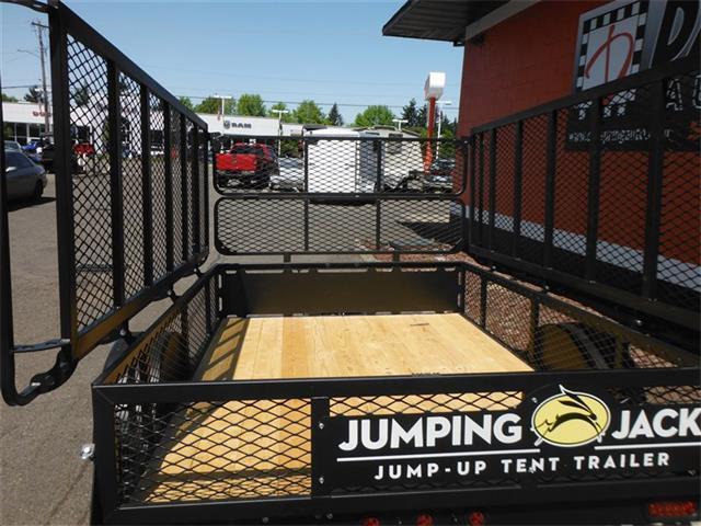 2021 Jumping Jack Trailers JJT6X8 Folding Camper