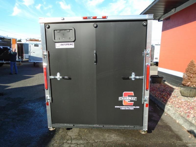 2021 Charmac Trailers S6X12 S Enclosed Cargo Trailer