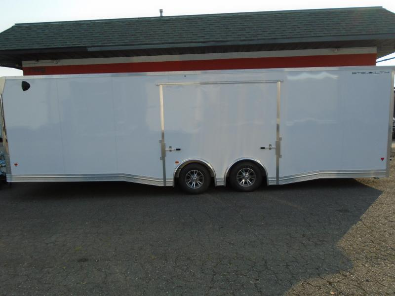 2021 STEALTH ALL ALUMINUM LIMITED EDITION 8.5X28CAR HAULER