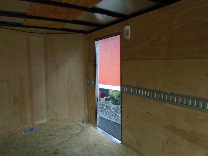 2017 Wells Cargo 6X12 ENCLOSED Enclosed Cargo Trailer
