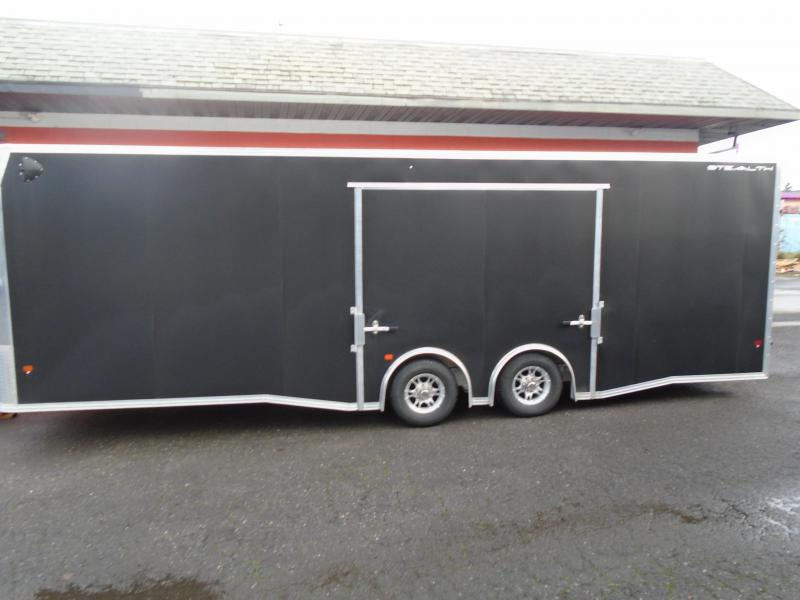 2020 ALL ALUMINUM 8.5X26 CAR HAULER