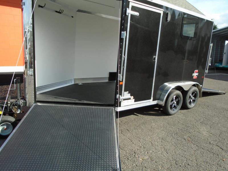 2021 Charmac Trailers 7.6X16 ESCAPE ATV/UTV/ SNOWMOBILE TRAILER