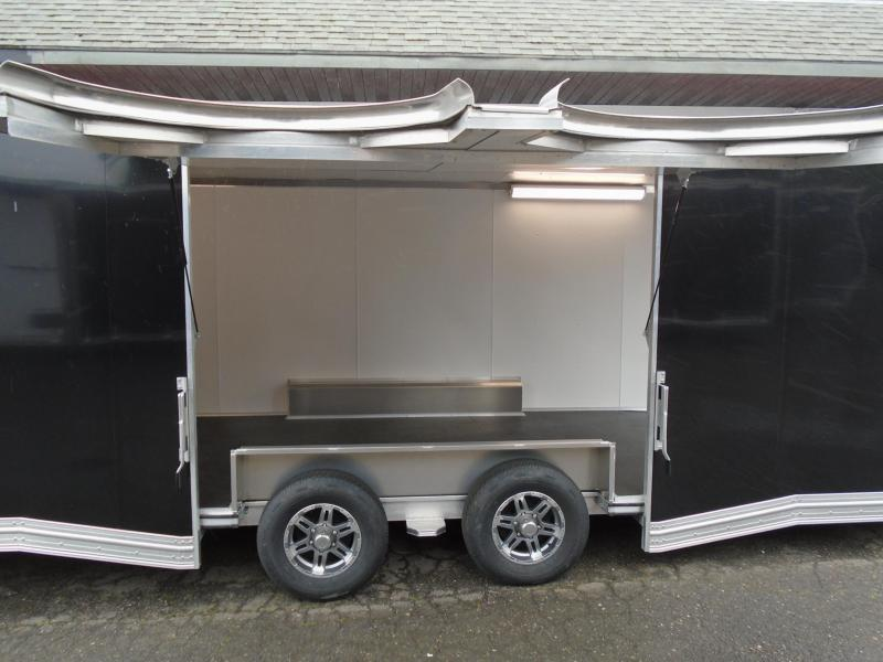 2020 STEALTH ALL ALUMINUM LIMITED EDITION 8.5X22 CAR HAULER