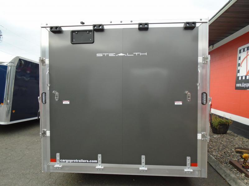 2022 ALL ALUMINUM  8.5X18 UTV/ATV TRAILER