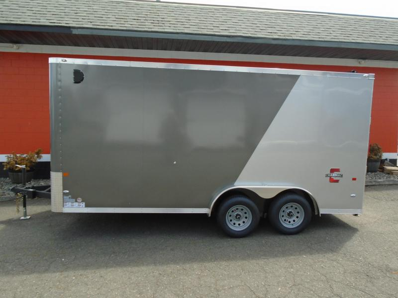 2021 Charmac Trailers 7.6X16T Enclosed Cargo Trailer