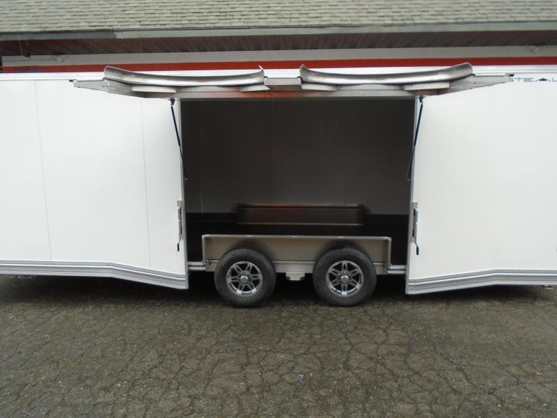 2020 Alcom-Stealth C8.5X24SCH-LMMT-20 Car / Racing Trailer