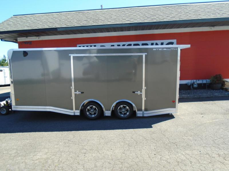 2020 STEALTH ALL ALUMINUM LIMITED EDITION 8.5X20CAR HAULER