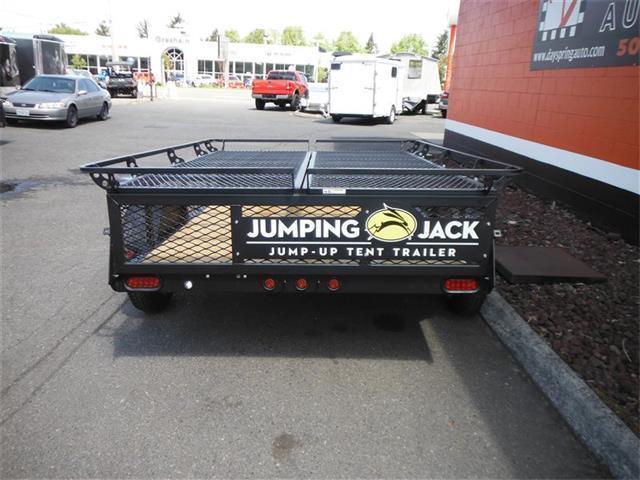 2020 Jumping Jack Trailers JJT6X8 Folding Camper