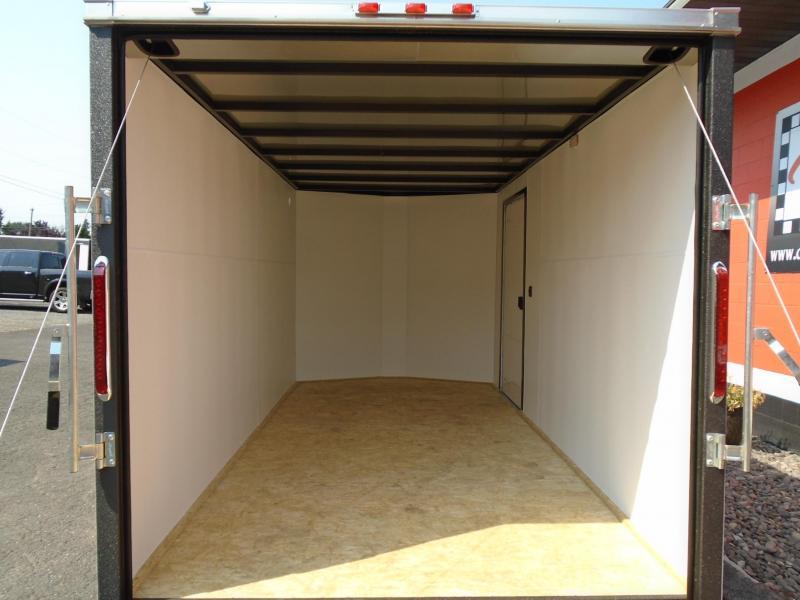 2021 Charmac Trailers 7.X14  Enclosed Cargo Trailer