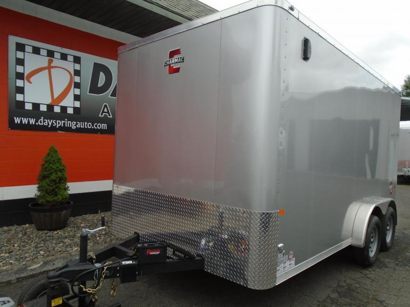 2021 Alcom-Stealth C7.5X14S-IF ATV Trailer