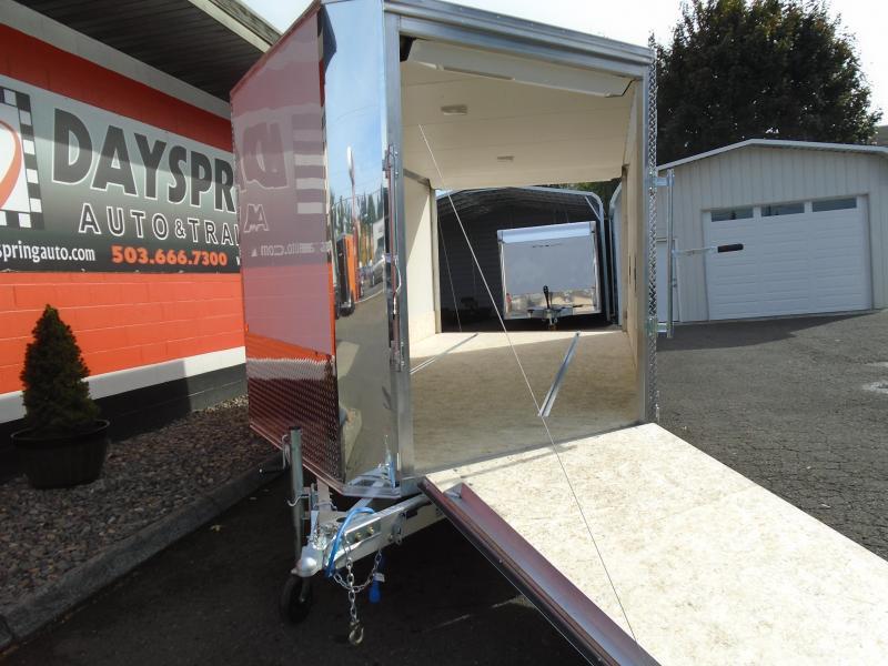 2021 Alcom-Stealth SNOPROE101X16L Snowmobile Trailer