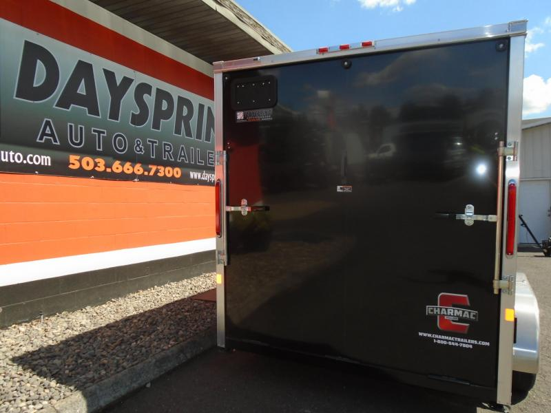 2021 Charmac Trailers STEALTH 7X14 TV Enclosed Cargo Trailer