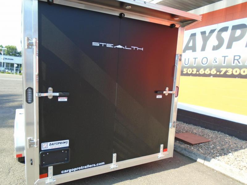 2020 Alcom-Stealth C7.5X16S-IF ATV Trailer